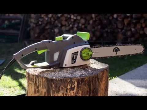 Elektro Kettensäge der Marke GardenKraft 2600 W 40 CM Alternative zu Stihl Kettensäge