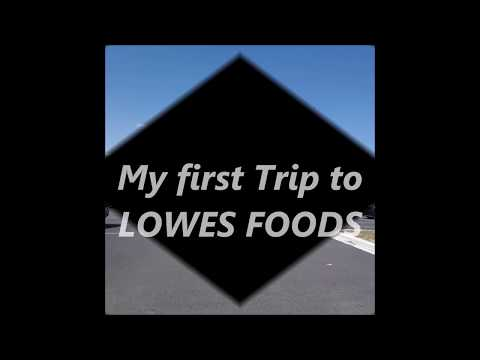 LOWES FOODS Price Comparism on First Visit