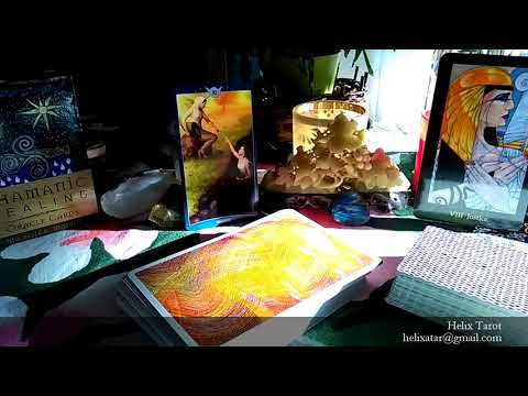 Autumn Equinox 2017 Tarot Readings