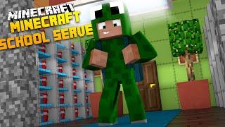 Minecraft School Server : SMARTER THAN TINY TURTLE!? #8