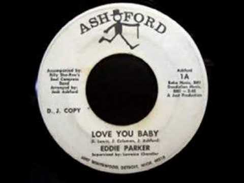 Eddie Parker - Love You Baby