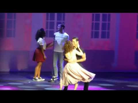Dirty Dancing Paris Palais des Congrès 13 janv 2018