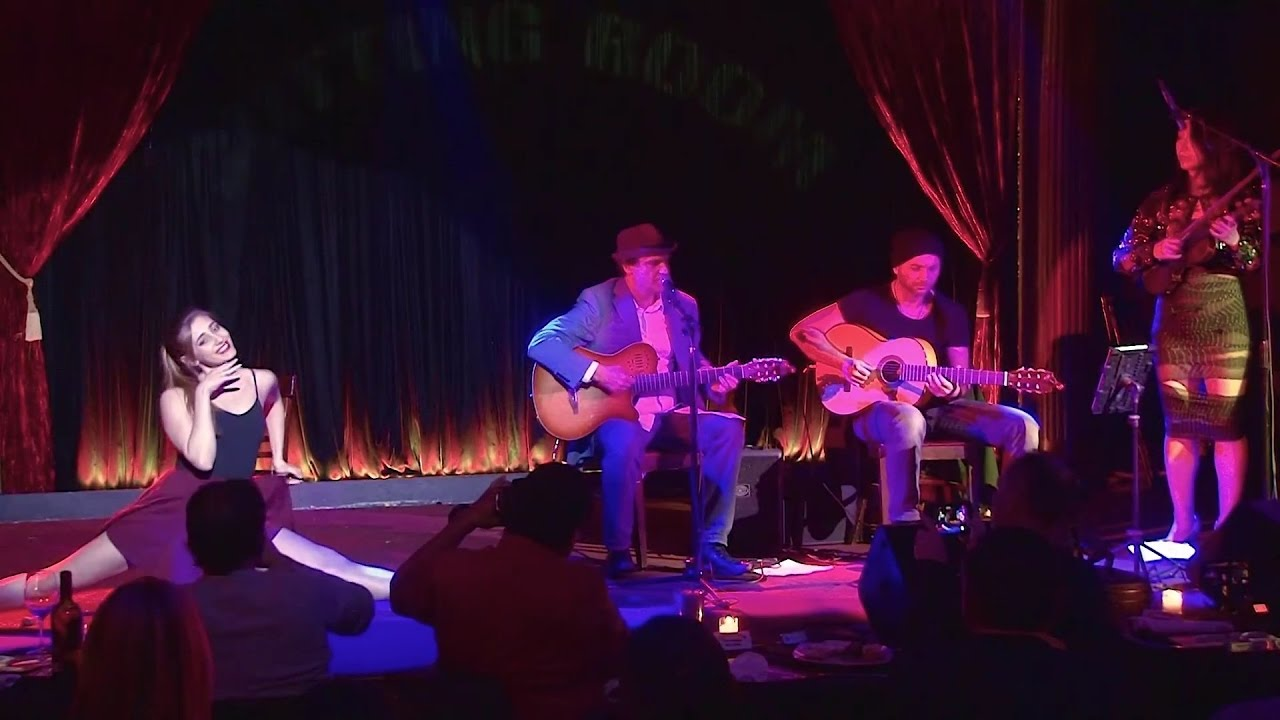 "Vidak Radonjic, Sooyeon & Bilgehan, Live at The Cutting Room, ""Prva Ljubav"""