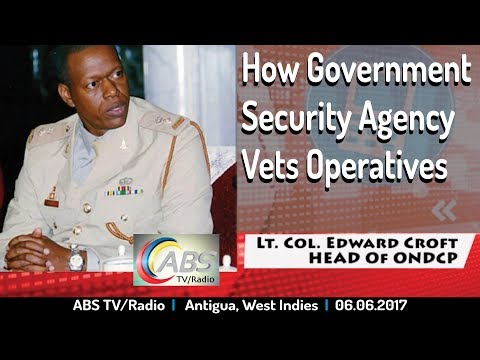 Caribbean Security Agency Vetting Personnel with New Lie Detector