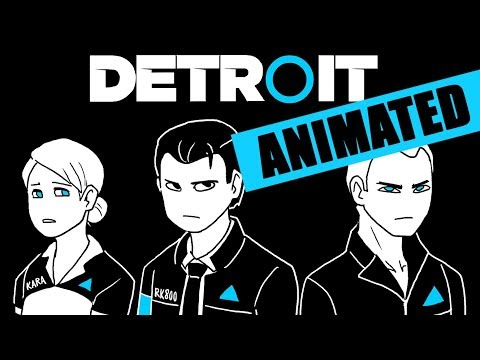 [DBH] Detroit : Become Animated