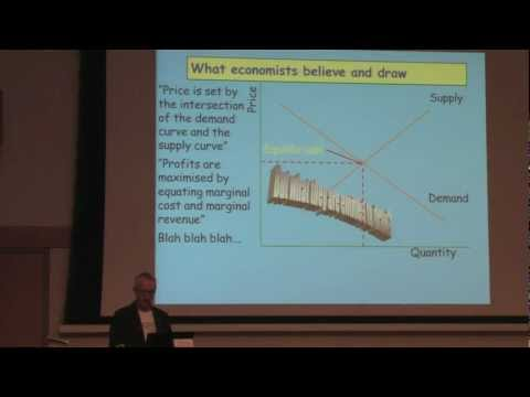 Dr. Steve Keen - Debunking Economics - Money, Debt Crisis, Economy, Recession, Taxes