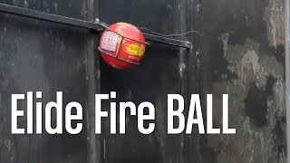 Elide Fire Ball es la segunda versión de la famosa granada anti-inc...