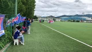 2018東北クラブユース モンテディオ山形ユースvs塩釜FC BLUEis