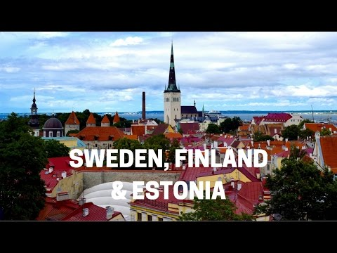 Travel in Sweden, Finland & Estonia with Busabout