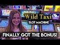First BONUS on Buffalo Diamond! BIG Line HIT on Dancing Drums Slot Machine!