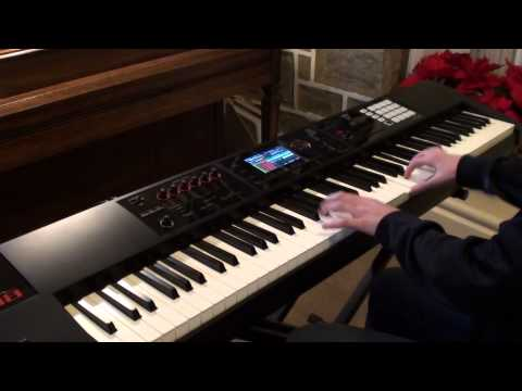 Sleigh Ride - Piano Solo