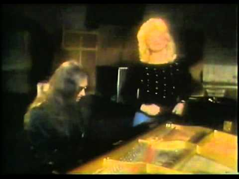 Bonnie Tyler and Jim Steinman - Interview and Rehearsal 1983 (Decent Quality)