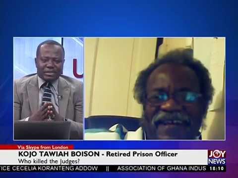 Who Killed The Judges - UPfront on JoyNews (4-10-18)