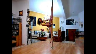 Pole Dance Freestyle / Every Women In The World - Air Supply