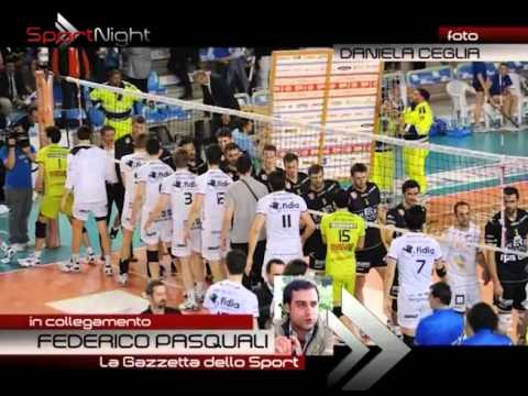 Sport Night – 18a Puntata – VOLLEY