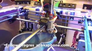 @ OKAPHONE GRONINGEN :  THE Velleman VERTEX 3D PRINTER - For the price of a iPhone se 2016(VERTEX The Vertex is the next generation Velleman 3D printer kit. Easy, accurate, affordable & open source. MORE INFO Vertex 3D Printer HARDWARE ..., 2016-10-28T13:15:15.000Z)