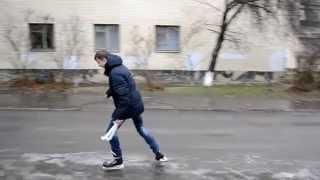 как кататься на коньках хаха