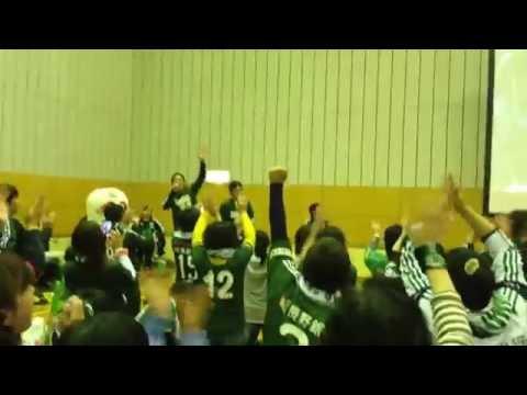 勝利の街 20141101 松本山雅FC J1昇格決定!PV会場