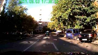 Видеорегистратор КАРКАМ CDV-P5000