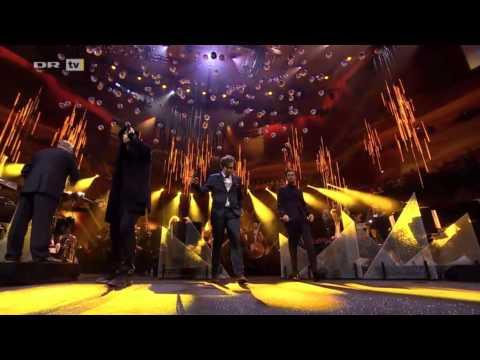 Nik & Jay Feat Kristian Leth - De Vigtigste Skridt (DRs Juleshow 2014)