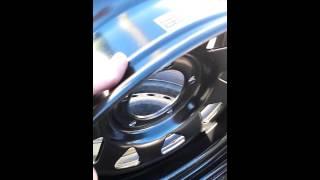 Стальные диски на УАЗ/Ниву R16/15 ET-19, 5x139.7, d110