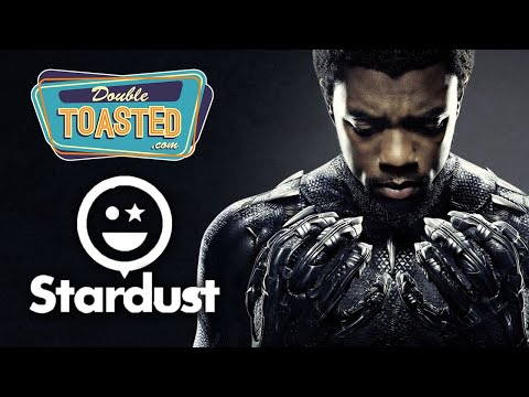 BLACK PANTHER STARDUST REACTIONS  - Double Toasted Reviews