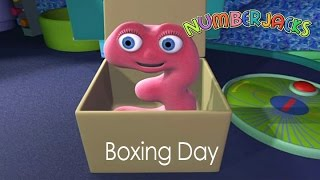 NUMBERJACKS | Boxing Day | S1E11