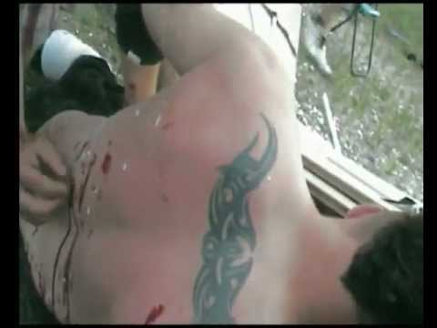 [NEW!] EMINEM FIGHT SCENE WITH POLICE REAL !!!! 18+ VERY SICK !!! - - - -COOL JOKE !!