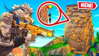 BALLOON RUN Custom Mode in Fortnite