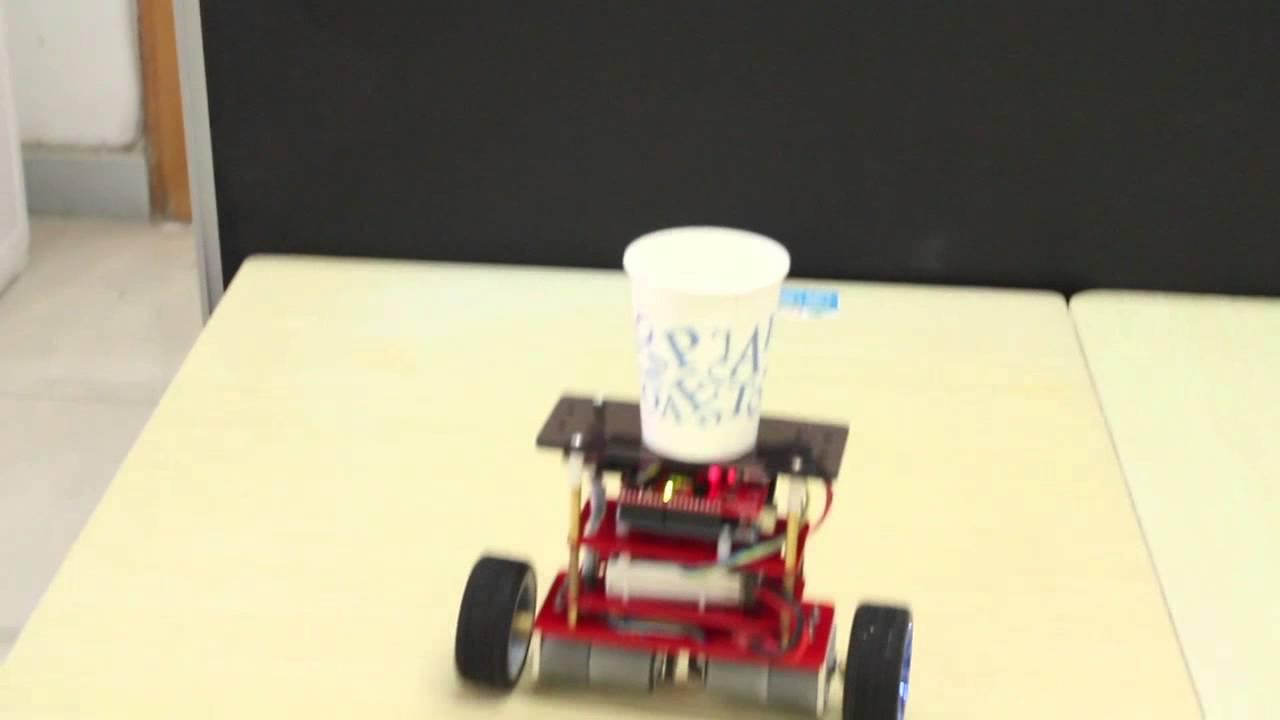 Maker Studio Balanbot Youtube