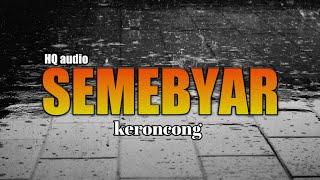 SUMEBYAR | musik instrument | keroncong banyuwangi