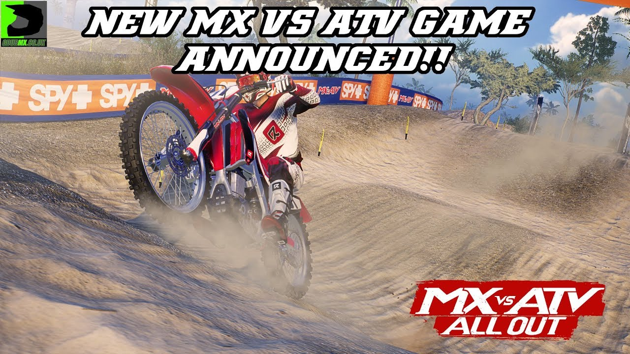 MX Vs ATV All Out Switch Release | TheGamer