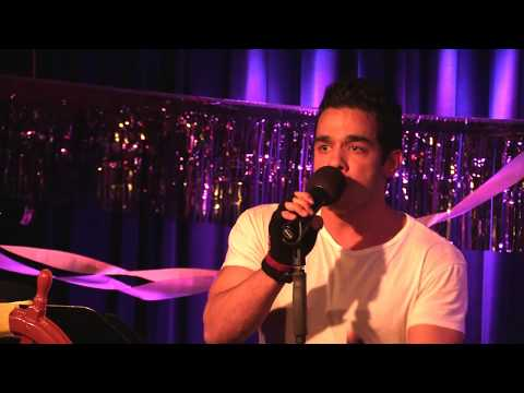 Contender—GIL PEREZ-ABRAHAM at the Laurie Beechman Theatre NYC. 1/25/16