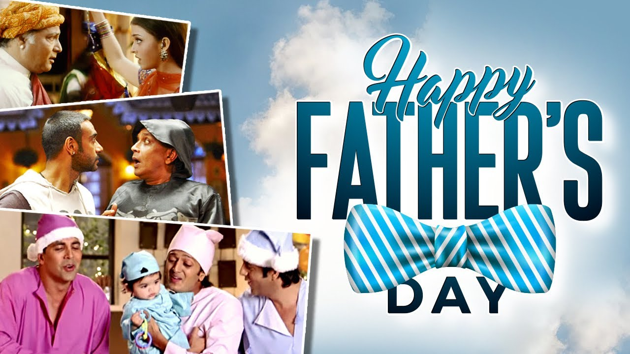 Celebrate Father's Day Bollywood Style #ErosNow