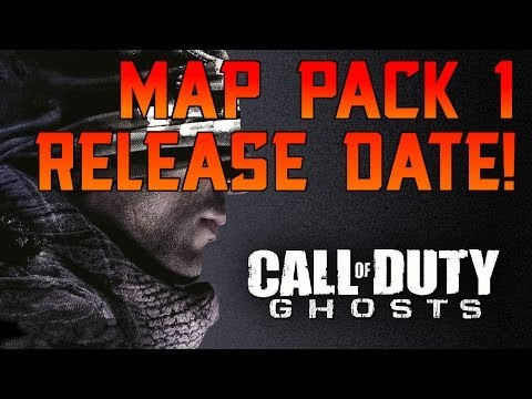 "Call of Duty: Ghosts - ""MAP PACK 1 ONSLAUGHT RELEASE DATE!"" (COD"