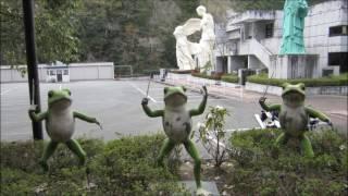 2017年 春 津の街 (ルーブル彫刻美術館)