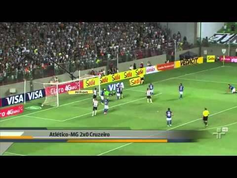 Atlético Mineiro Vence O Cruzeiro Na Primeira Partida Da Final Da Copa Do Brasil - 13/11/2014