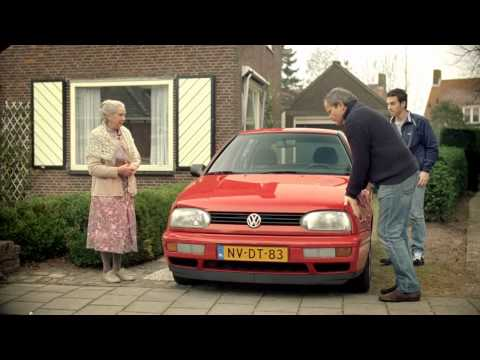 Buying a Volkswagen from an old lady...