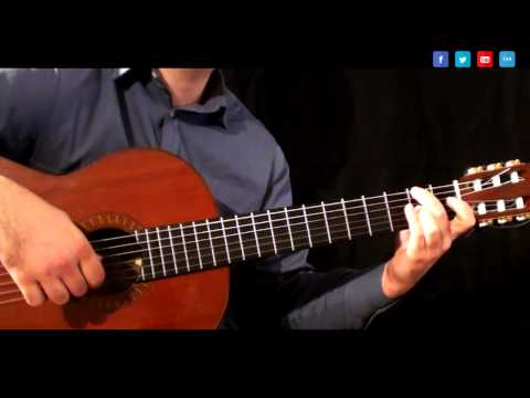The Beatles: Here, There and Everywhere Classical Solo Guitar
