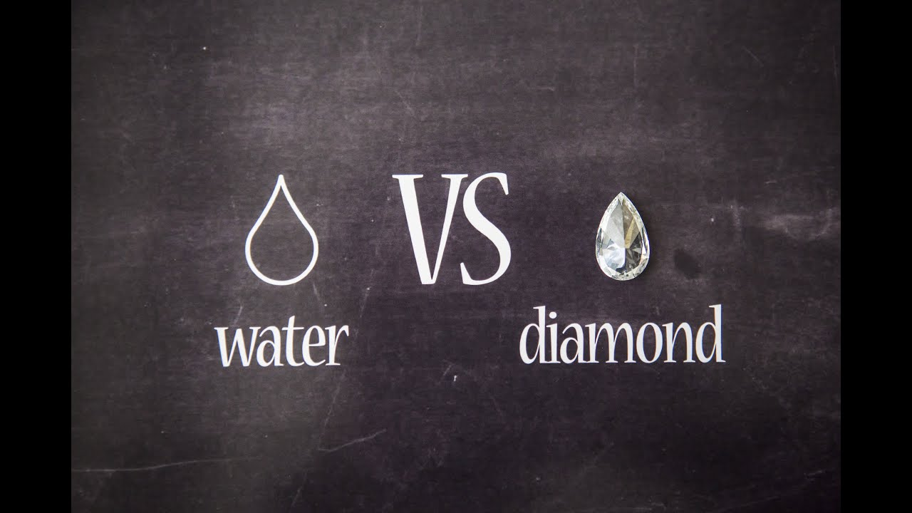 the missing link in the diamond water paradox The law of diminishing marginal utility may hold since the 32nd game of chess might  the diamond-water paradox does not hold for any  share this link with a.
