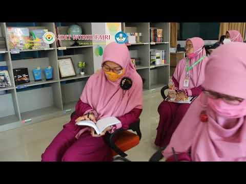 NUFA TV - Slide Foto U0026 Video Pendalaman RPP Backward Design SDIT Nurul Fajri