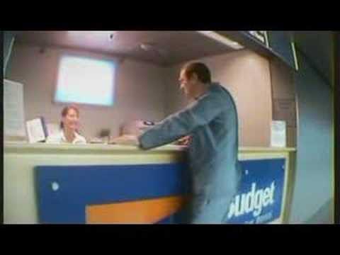Jake Stevens Budget Car Rental Encounter (Naked Camera)