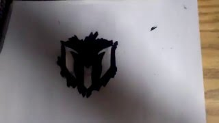 How to draw messi logo (step by step)