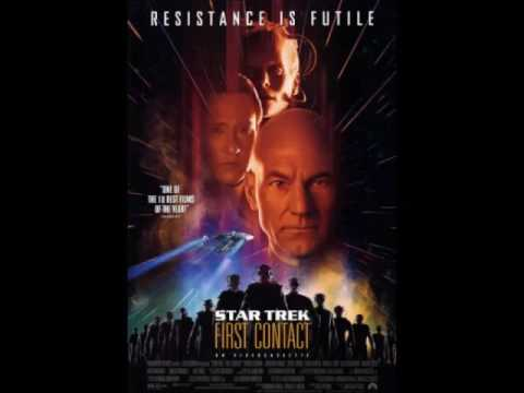 Star Trek VIII First Contact Soundtrack (1996)