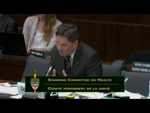 Lawyer Kirk Tousaw at the HESA hearings – September 14, 2017