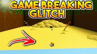 *GAME BREAKING* SPEED GLITCH | Build A Boat For Treasure ROBLOX