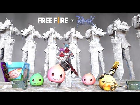 PORING CÙNG RAGNAROK ĐỔ BỘ ĐẾN FREE FIRE