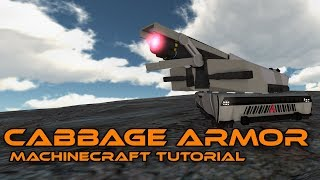 McnCraft - Cabbage Armor Tutorial