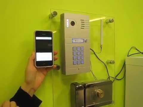 swann doorphone video intercom manual