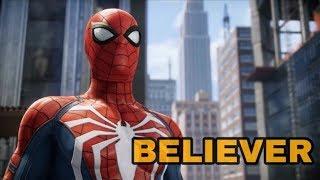 Spider-Man [PS4]    Believer Imagine Dragons